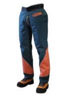 CLOGGER Defender Pro Chainsaw Chaps (Zipped) Large