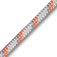 STEIN OMEGA-12 Rigging Line ORL-32/12 (White with Orange Fleck) 50m