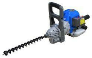 ATOM 931 Drillmaster engine drill