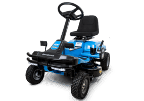 "BUSHRANGER E-Rider 72V Battery Powered 30"" Ride on Mower"