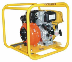 CROMMELINS 4.7hp Fire Fighting Pumps Diesel Single Impeller