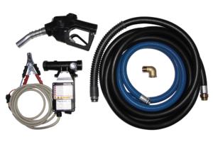 TTI Fluid Pump Kit - 24 Volt 60L/min