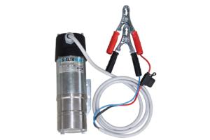 TTI BluEMission™ - Stainless Steel Pump with 35L/min
