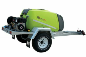 TTI PantherPatrol™ 1100L - On Road Braked Trailer