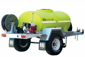TTI FirePatrol15™ 1200L - On Road Braked Trailer