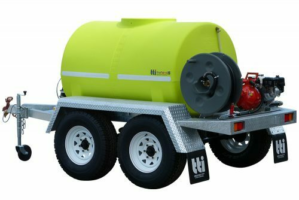 TTI FirePatrol15™ 1500L - On Road Braked Trailer