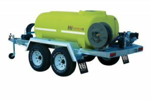 TTI FirePatrol15™ 2000L - On Road Braked Trailer