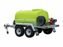 TTI FirePatrol15™ 2400L - Trailer with Brake
