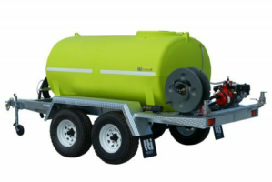 TTI FirePatrol15™ 3000L - On Road Braked Trailer