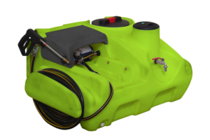 TTI OnDeck™ 150L - UTV Sprayer with 7.5L/min 12v pump