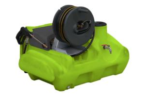 TTI OnDeck™ 150L - UTV Sprayer with 7.5L/min 12v pump and 30m Reel