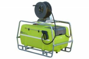 TTI ReelStrike™ 200L - 12 Volt Spot Sprayer With 30m Hose Reel - 7.5L/min