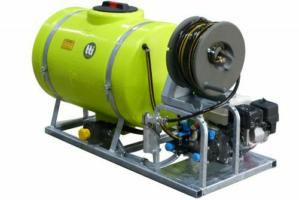 TTI TopCrop™ 200L - Field Sprayer with 22L/min Pump
