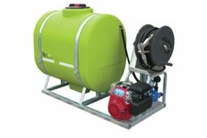 TTI TopCrop™ 300L - Field Sprayer with 22L/min Pump
