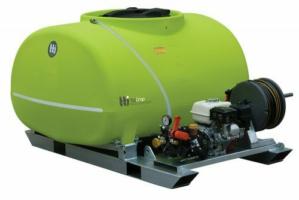 TTI TopCrop™ 600L - Field Sprayer with 34L/min Pump