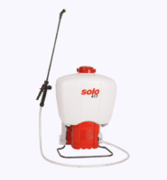 SOLO SPRAYERS 18 Litre Battery Operated Backpack Sprayer