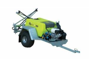 TTI TrailPro™ Deluxe 200L - Trailer Sprayer with 4m Boom
