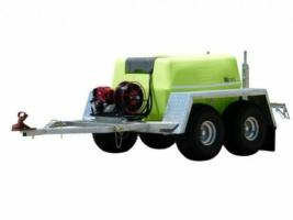 TTI SpotPro™ Deluxe 400L - Tank Sprayer with Versatile Boom