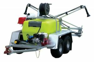 TTI TrailPro™ Deluxe 400L - Trailer Sprayer with 6m Boom