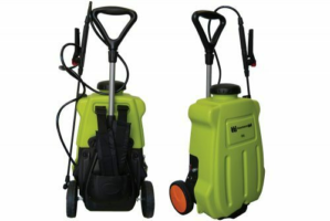 TTI WeedMasta™ 16L - Rechargeable Trolley Sprayer