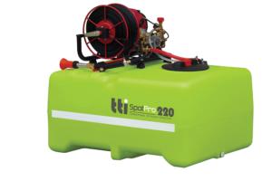 TTI SpotPro™ 220L - Field Sprayer with 12L/min Pump