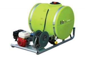 TTI TopCrop™ Short 400L - Field Sprayer with 34L/min Pump