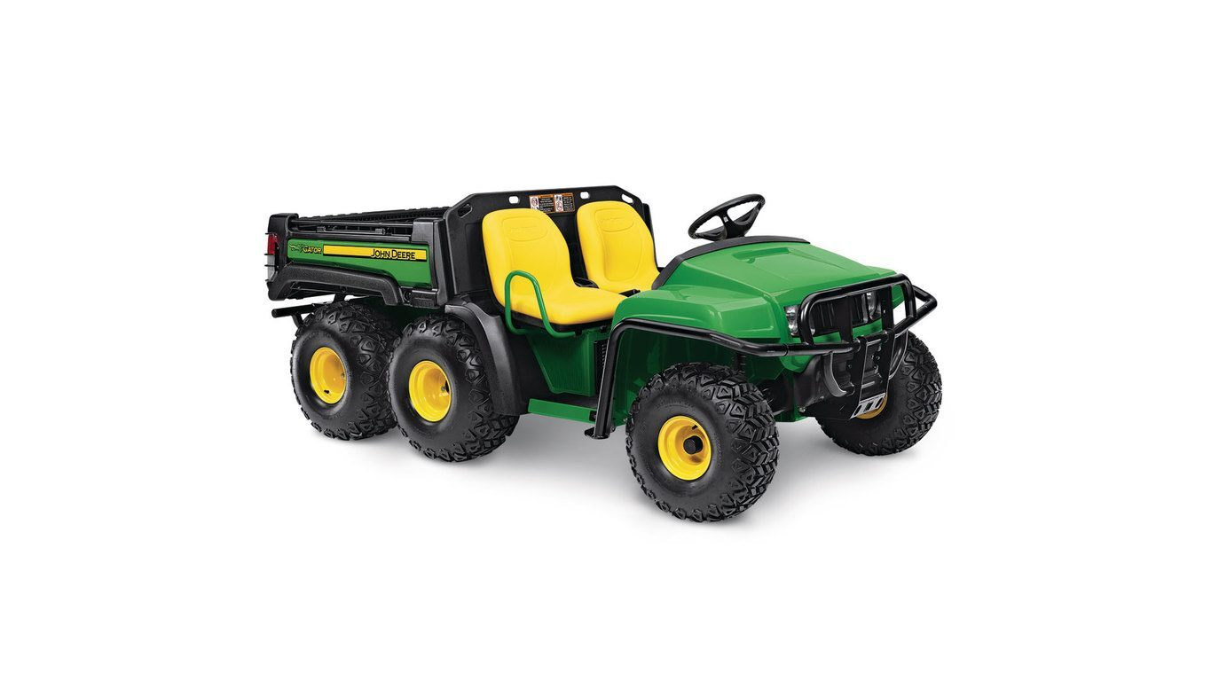 JOHN DEERE TH6x4 Petrol