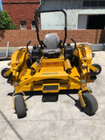 Hustler Super104 Zero-Turn Mower
